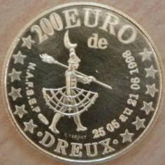 Euro en Or 2811