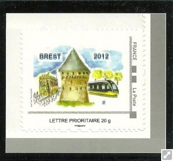 29 - Brest - La Philatélie Brestoise 2911