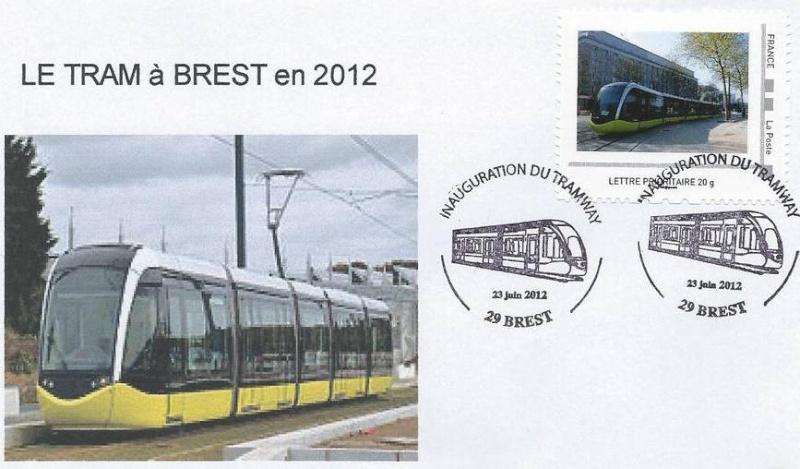 29 - Brest - La Philatélie Brestoise 2912