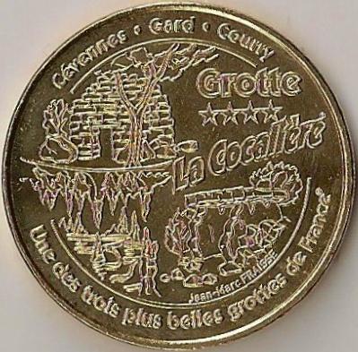 Courry / Saint-Ambroix (30500)  [Cocalière UEAT] 3010