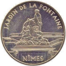 Nimes (30000)  [Magne / Romanité / UEAX / UEEJ / UEEY / UEHL / UEKZ] 30name11