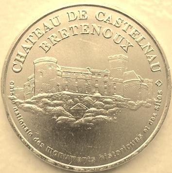 Prudhomat (46130)  [Château de Castelnau-Bretenoux] 4613