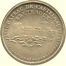 Prudhomat (46130)  [Château de Castelnau-Bretenoux] 46n10