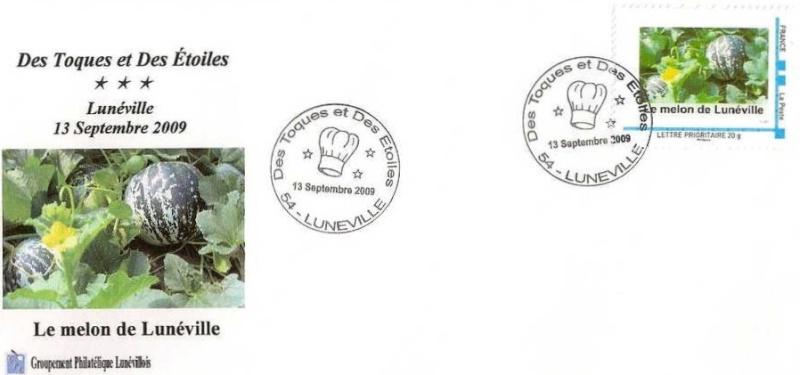 54 - Lunéville Groupement Philatélique 5411