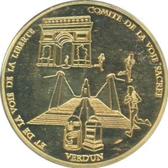 Souvenirs et Patrimoine 40mm  =  5  55a10