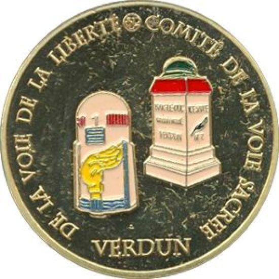 Verdun (55100)  [Centre Mondial de la Paix] 55v10