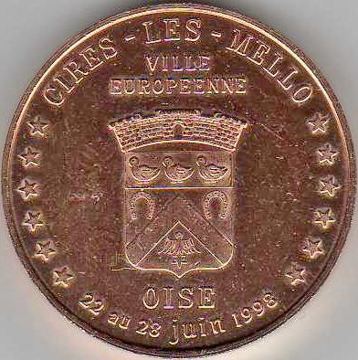 Les Euros et Ecus J.BALME 6010