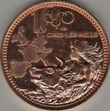 Les Euros et Ecus J.BALME 60r10