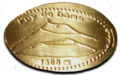 Elongated-Coin 6310