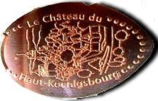 Elongated-Coin = 27 graveurs 6712