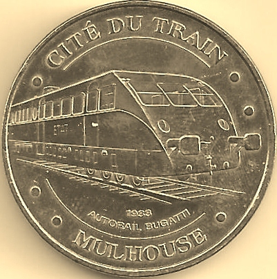 Mulhouse (68100/68200)  [Electropolis / UEAP / UEBY] 6813