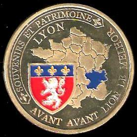 Lyon (69000) 69x10