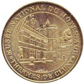 Thermes de Cluny (75005)  [Musée du Moyen-Age] 75-05_12