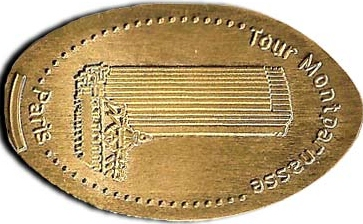 Elongated-Coin 7501510