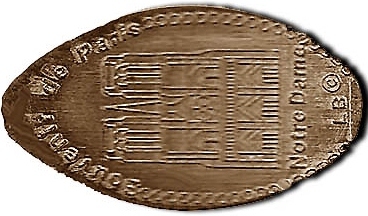 Elongated-Coin 7777710