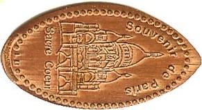 Sacre Coeur  (75018)  [Butte Montmartre] 77777y10