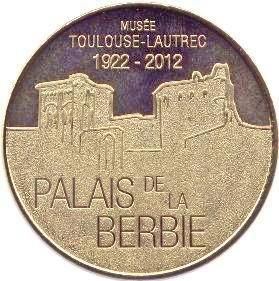 Albi (81000)  [Toulouse-Lautrec UELL] 8110