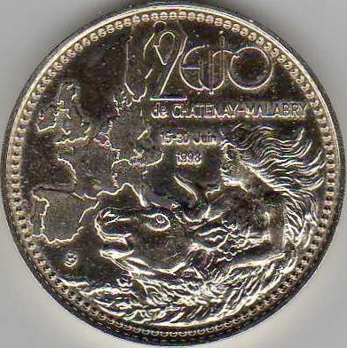 Les Euros et Ecus J.BALME 92r10