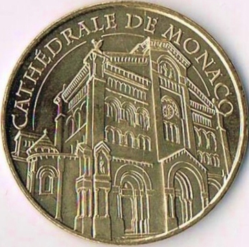 Principauté de Monaco  [UEAW / UEFD / UEMA] 9811