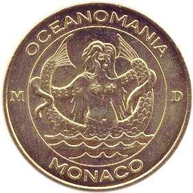 Principauté de Monaco  [UEAW / UEFD / UEMA] 98_mon10