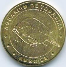 Lussault sur Loire (37400)  [Aquarium de Touraine UEKX] A12