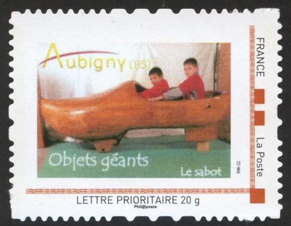 85 - La Roche-sur -Yon - Association Philatélique Yonnaise Aubign10