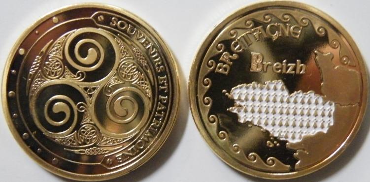 Souvenirs et Patrimoine 34mm  Bre10
