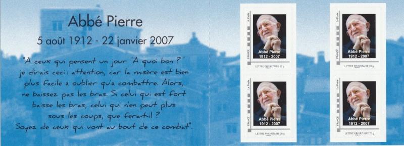 75019 - Abbé Pierre Carnet10