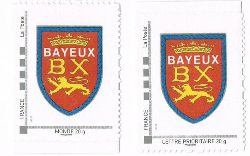 14 - Bayeux Ccf28112