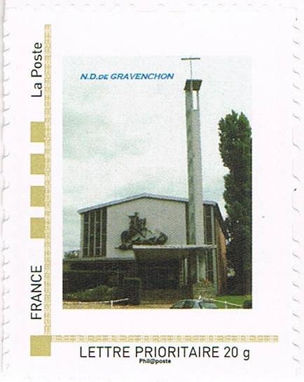 76 - Lillebonne/Notre-Dame de Gravenchon/Port Jérôme Ccf28113