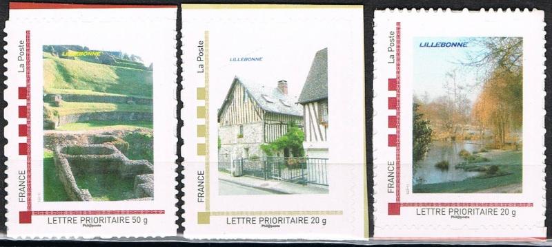 76 - Lillebonne/Notre-Dame de Gravenchon/Port Jérôme Ccf28117