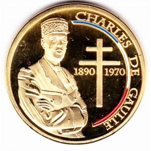 Colombey-les-deux-Eglises (52330) [Mémorial Charles de Gaulle UEAZ]  Charle10