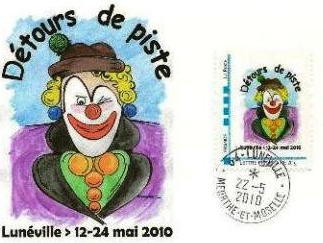 54 - Lunéville Groupement Philatélique Cl10
