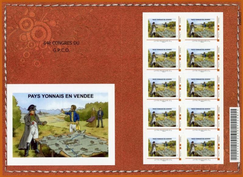 85 - La Roche-sur -Yon - Association Philatélique Yonnaise Collec16