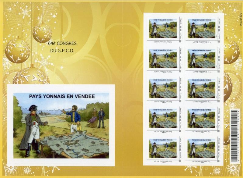 85 - La Roche-sur -Yon - Association Philatélique Yonnaise Collec17