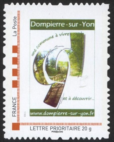 85 - La Roche-sur -Yon - Association Philatélique Yonnaise Dompie10