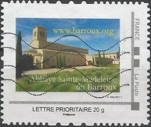 84 - Le Barroux - Abbaye Sainte-Madeleine E_copi10