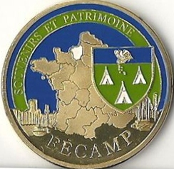 Souvenirs et Patrimoine 34mm  Facamp14