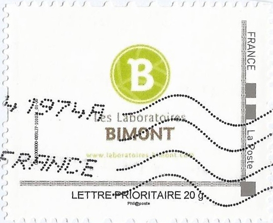 26 - La Bégude-de-Mazenc - Laboratoires Bimont K1410