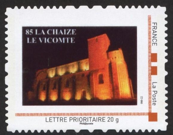 85 - La Roche-sur -Yon - Association Philatélique Yonnaise La_cha12