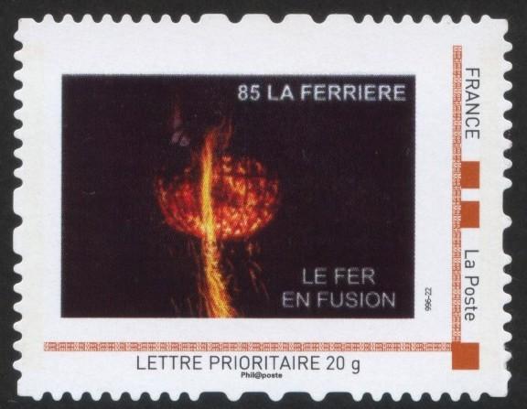 85 - La Roche-sur -Yon - Association Philatélique Yonnaise La_fer10