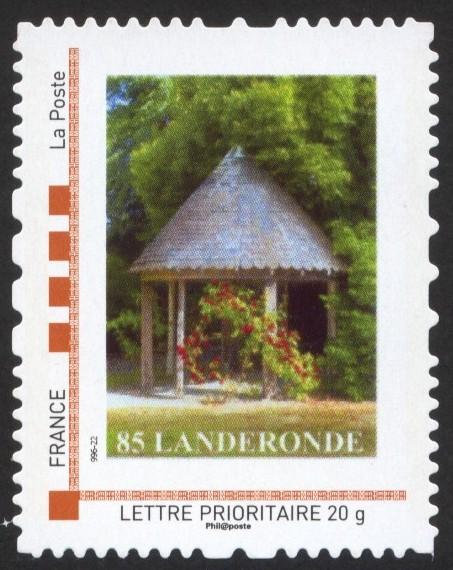 85 - La Roche-sur -Yon - Association Philatélique Yonnaise Lander10