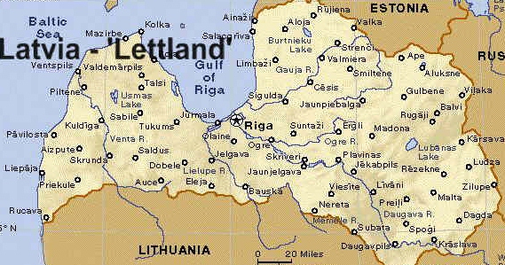 Lettonie Latvia10
