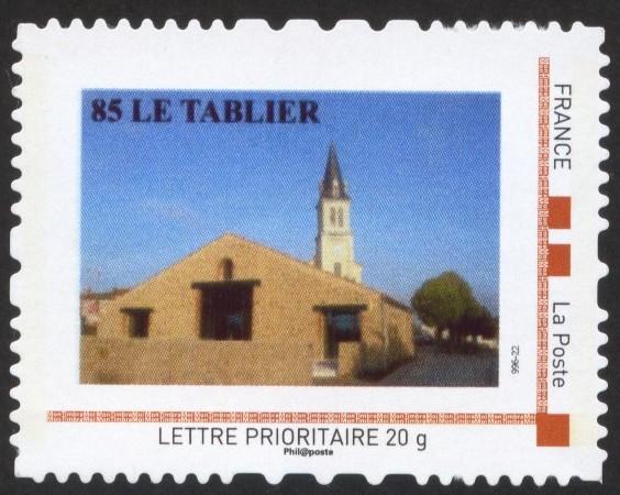 85 - La Roche-sur -Yon - Association Philatélique Yonnaise Le_tab10