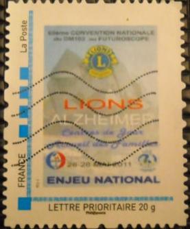 03 - Association philatélique des Lions de France Lions_10