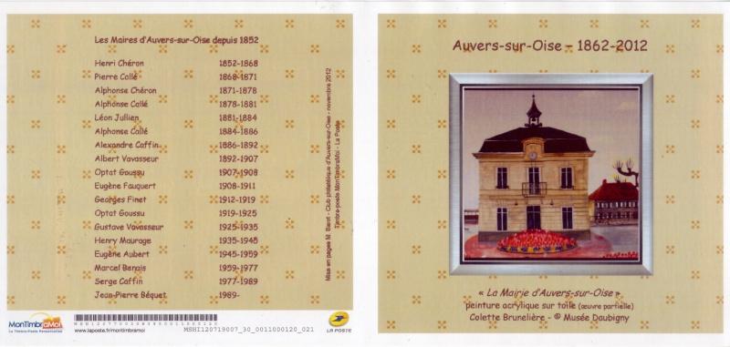 95 - Auvers sur Oise Mairie10