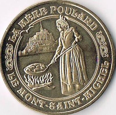 Mont Saint-Michel (50170)  [UEBF / Poulard UECD] Marepo10