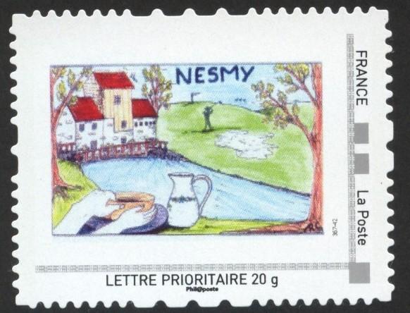 85 - La Roche-sur -Yon - Association Philatélique Yonnaise Nesmy10
