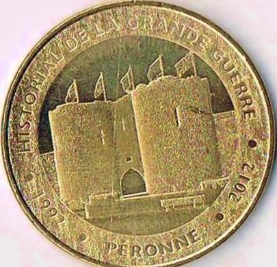 Péronne (80200)  [Historial de la grande guerre] Peronn10