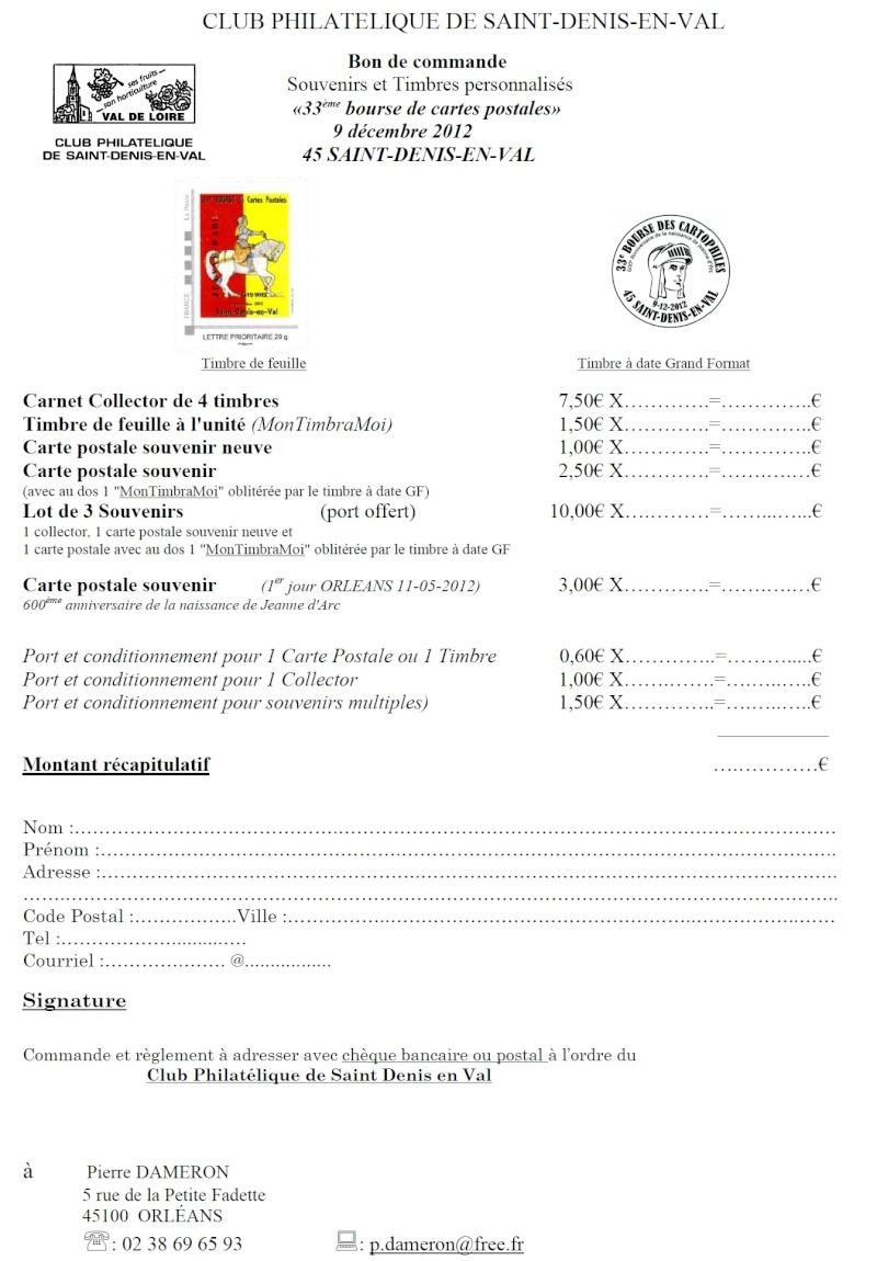45 - Saint-Denis-en-Val - Club Philatélique   Sans_t15